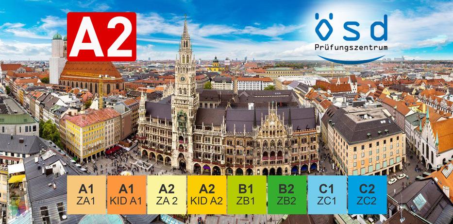 A2 Almanca Kursu Almanca Sınav Merkezi ösd Resmi Sınav Merkezi