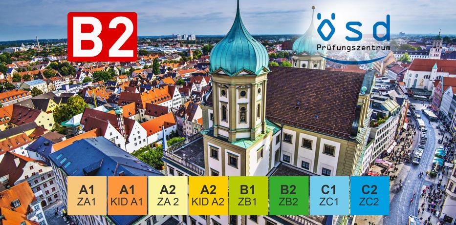 B2 Almanca Kursu Almanca Sınav Merkezi ösd Resmi Sınav Merkezi